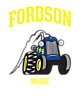 Fordson Electric Heather Hooded Sweatshirt