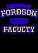 Fordson Ladies' Tri-Blend T-Shirt