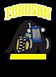 Fordson Heavyweight Sport Tek Adult Hooded Sweatshirt