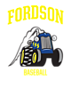 Fordson Youth Tie Dye T-Shirt