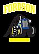 Fordson Holloway Typhoon 3/4 Sleeve Performance Shirt