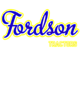 Fordson Youth Classic Fit Heavyweight T-shirt