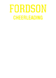 Fordson Women�s Lightweight Fleece Raglan Hoodie
