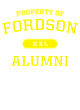 Fordson Russell Essential Long Sleeve Tee