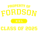 Fordson Tri-Blend Wicking Fleece Hooded Pullover