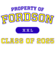 Fordson Fan Favorite Heavyweight Hooded Unisex Sweatshirt