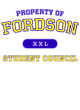 Fordson Youth Ultimate Performance T-shirt