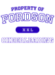 Fordson Ladies Attain Wicking Performance Shirt