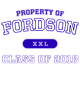 Fordson Holloway Electrify Long Sleeve Performance Shirt