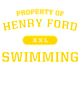 Henry Ford Fan Favorite Heavyweight Hooded Unisex Sweatshirt