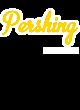 Pershing Womens Holloway Heather Electrify Perform Shirt