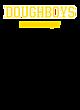 Pershing Tri-Blend Wicking Fleece Short Sleeve Hoodie