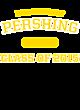 Pershing Ladies Long Sleeve Fanatic T-Shirt