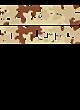 Pershing Long Sleeve Tri-Blend Wicking Raglan Tee