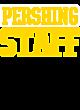 Pershing Heathered Short Sleeve Performance T-shirt