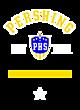Pershing Ladies Vintage Game V-Neck Tee