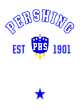Pershing Womens Holloway Electrify V-Neck Long Sleeve