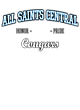 All Saints Central Champion Heritage Jersey Tee