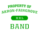 Akron-fairgrove Classic Fit Heavy Weight T-shirt