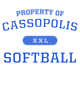 Cassopolis Youth Classic Fit Lightweight Tee