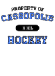 Cassopolis Youth Long Sleeve Competitor T-shirt