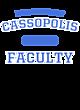 Cassopolis Ladies Sport-Wick Heather Fleece Hooded Pullover