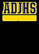 A D Johnston Augusta Ladies Action Color Block Skort