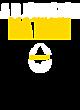 A D Johnston Tri-Blend Wicking Short Sleeve Hoodie