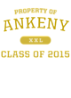 Ankeny Fan Favorite Heavyweight Hooded Unisex Sweatshirt