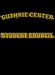 Guthrie Center New Era Tri-Blend Performance Crew Tee