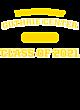 Guthrie Center Allmade Ladies' Tri-Blend Crew Neck Tee