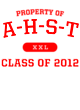 A-h-s-t Youth Attain Wicking Long Sleeve Performance Shirt