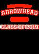 Arrowhead Champion Heritage Jersey Tee