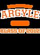 Argyle Fan Favorite Heavyweight Hooded Unisex Sweatshirt
