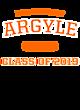 Argyle New Era Ladies Tri-Blend Hooded Sweatshirt