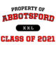 Abbotsford Nike Legend Tee