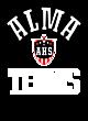 Alma Fan Favorite Heavyweight Hooded Unisex Sweatshirt