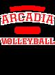 Arcadia Ladies Sport-Wick Heather Fleece Hooded Pullover