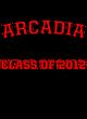 Arcadia Champion Reverse Weave Hooded Sweatshirt