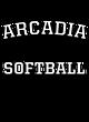 Arcadia Ladies Scorecard T-Shirt