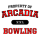 Arcadia Competitor Hooded Pullover