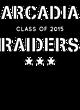 Arcadia Nike Ladies Core Cotton Scoop Neck T-Shirt