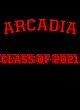 Arcadia Champion Reverse Weave Short Sleeve Hoodie
