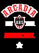 Arcadia Tri-Blend Wicking Short Sleeve Hoodie