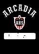 Arcadia Womens Long Sleeve V-Neck Competitor T-Shirt