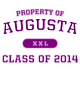 Augusta Classic Fit Heavy Weight T-shirt