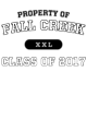 Fall Creek Classic Fit Heavy Weight T-shirt