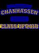 Chanhassen Adult Baseball T-Shirt