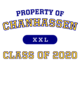 Chanhassen Classic Fit Heavy Weight T-shirt
