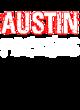 Austin Tri-Blend Wicking Draft Tee